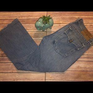 True Religion Men's Bootcut Jeans 
